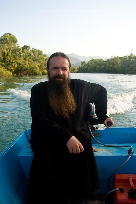 Иеромонах Петр (Драгойлович) - игумен Враньины