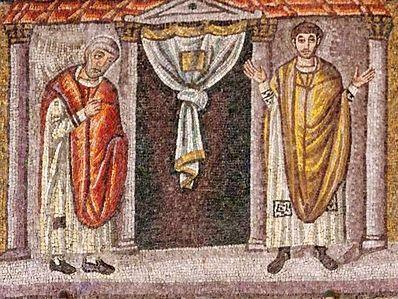 Слово о фарисее и мытаре