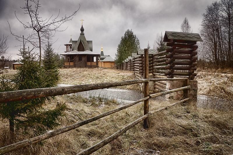 Церковь свв. прпп. Зосимы и Савватия Соловецких