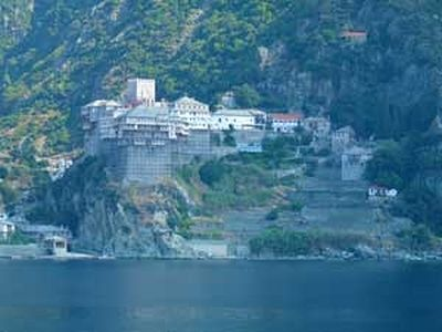 Tower of Virtue. St. Hilarion the Georgian of Mt. Athos Part 2
