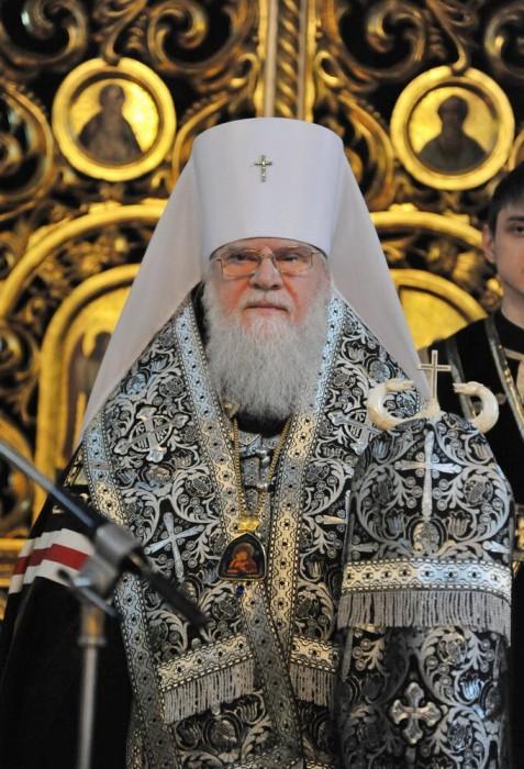 Митрополит Екатеринодарский и Кубанский Исидор