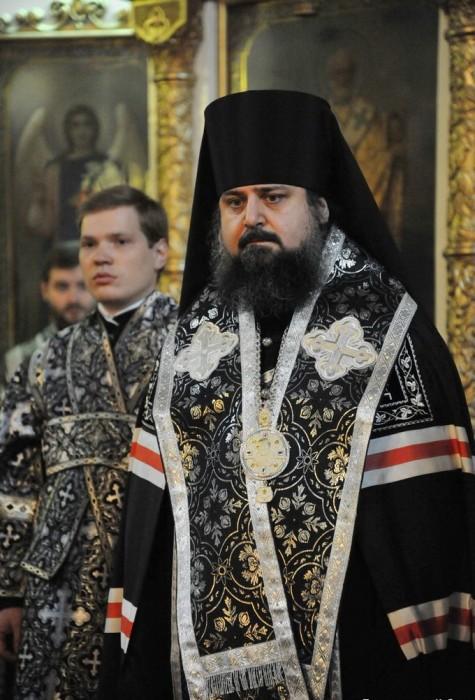 Еписоп Ейский Герман, викарий Екатеринодарской и Кубанской Епархии