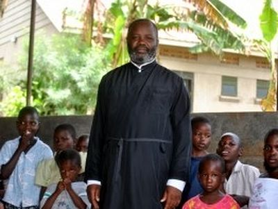 A Greek Priest in Uganda