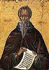 Синаксарь в неделю четвертую Великого поста. Преподобного Иоанна Лествичника.