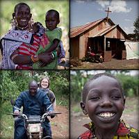 Православная Африка: сироты отца Мванги