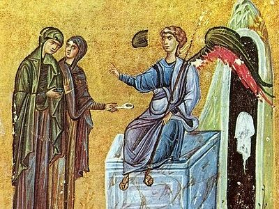 The Myrrhbearing women and the Christian women of today