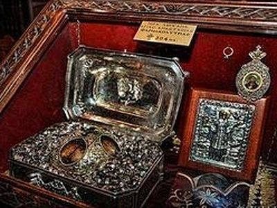 Синод Константинопольской Церкви обратился к Поместным Церквям с письмом, извещающим о похищении мощей вмц. Анастасии