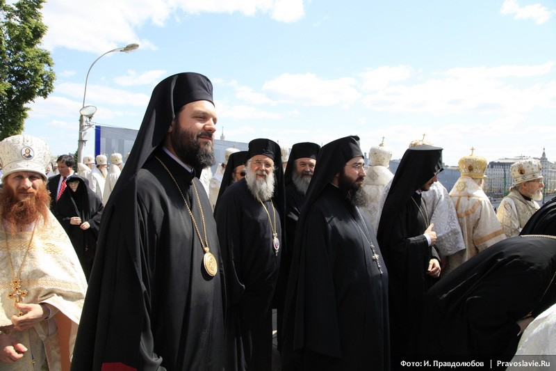 Греческое духовенство
