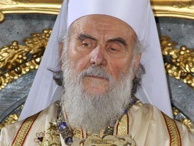 Serbian Patriarch Irinej to visit Zagreb