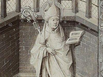 Святитель Герман, епископ Парижский