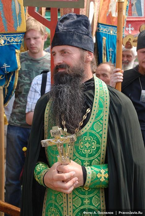 Игумен Иоанн (Титов), наместник Борисоглебского монастыря