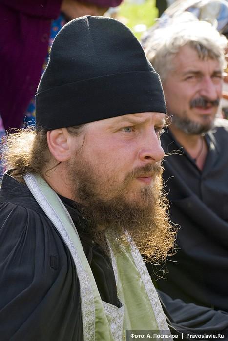 Иеромонах Сергий, уставщик Борисоглебского монастыря