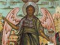 Божественная литургия в Сретенском монастыре в день празднования Рождества Иоанна Предтечи
