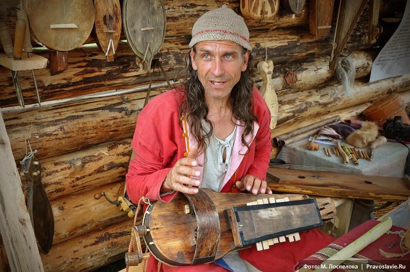 Сергей Плотников – талантливый музыкант и руководитель Воронежского «Музея забытой музыки»