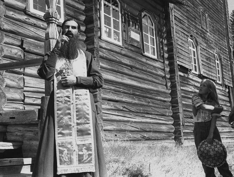 Карелия, Водлозеро. Илиинский погост