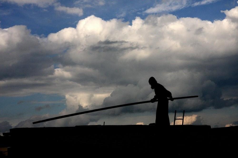 Монах и небо. Монастырь в Уйковице