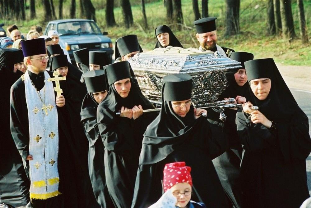 Пешее паломничество из Белостока в Зверки