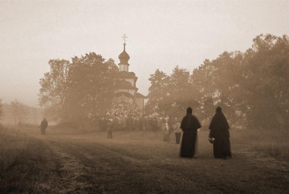 Яблочинский Свято-Онуфриев монастырь