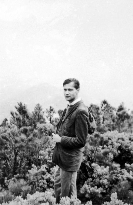 Евгений Роуз в 1963 г.