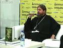 Встреча читателей с архимандритом Тихоном (Шевкуновым) на Московской книжной ярмарке