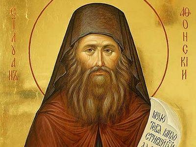 Святой русский богатырь