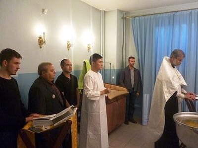 A Japanese Martial Artist Receives Orthodox Baptism