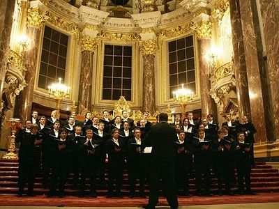 Moscow's Sretensky Monastery Choir visits D.C.