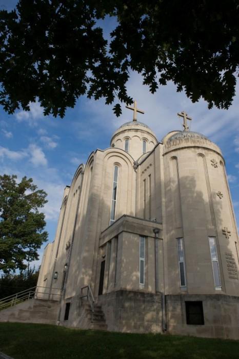 Свято-Никольский собор Вашингтона
