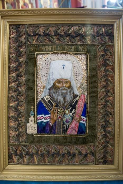 Икона святителя Иннокентия Московского