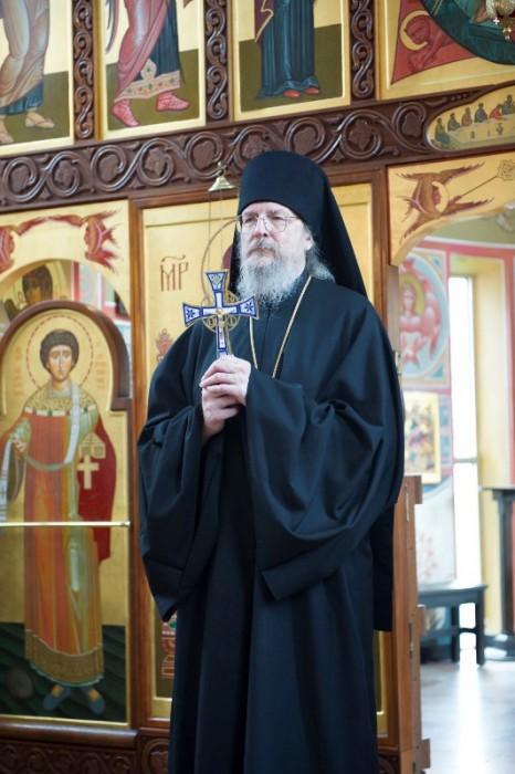 Епископ Питтсбургский и Западно-Пенсильванский Мелхиседек