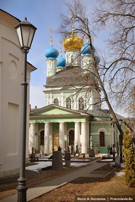 Собор в честь Введения во Храм Пресвятой Богородицы