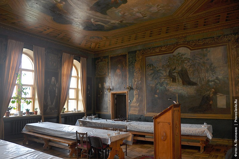 Трапезная монастыря