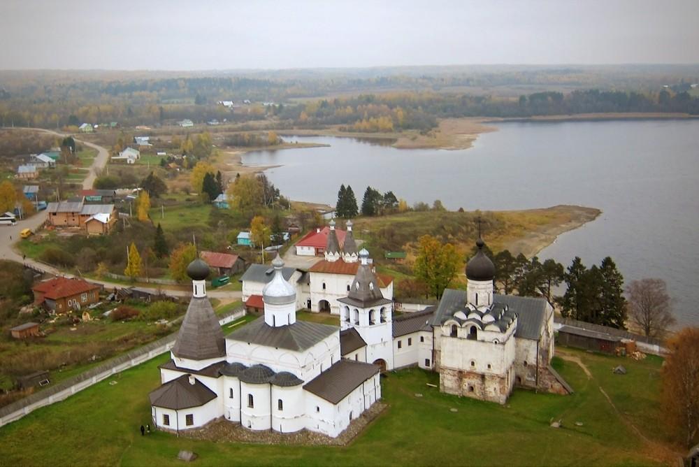Ферапонтов монастырь