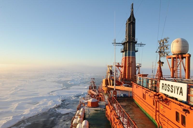 Северный Полюс все ближе