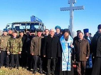 Епископ Карасукский и Ордынский Филипп: «Мы надеемся, что этот крест будет хранить Русскую землю