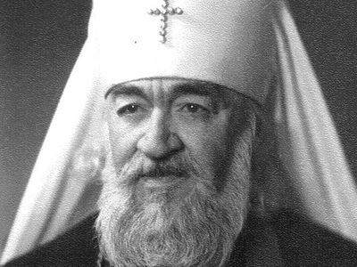 Metropolitan Nestor, Enlightener of the Peoples of Kamchatka