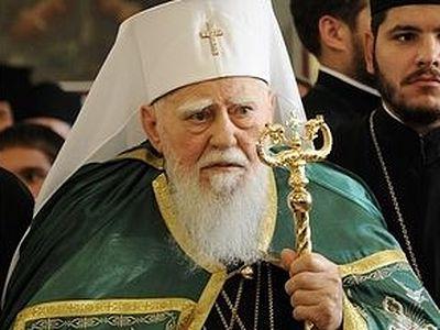 Отошел ко Господу Святейший Патриарх Болгарский Максим