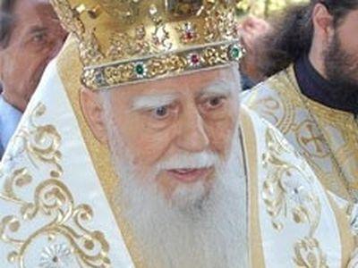 Патриарх Болгарской православной церкви Максим будет похоронен в Троянском монастыре на севере Болгарии
