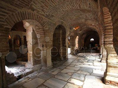 The Church of Saint Demetrius in Thessaloniki Greece
