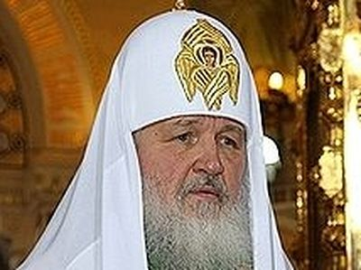 Patriarch Kirill points out importance of Russian Orthodox Church presence on Holy Land