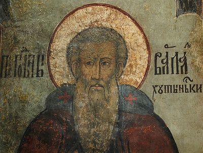 Преподобный Варлаам Хутынский, Новгородский чудотворец