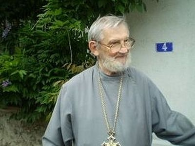 Протоиерей Михаил Осоргин будет похоронен на Соловках, где погиб его отец