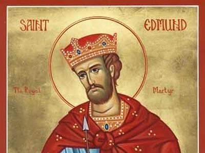 Who was St. Edmund?