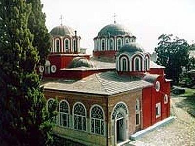 Монастыри Святой Горы Афон