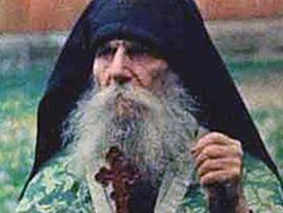 Иеросхимонах Паисий (Олару)