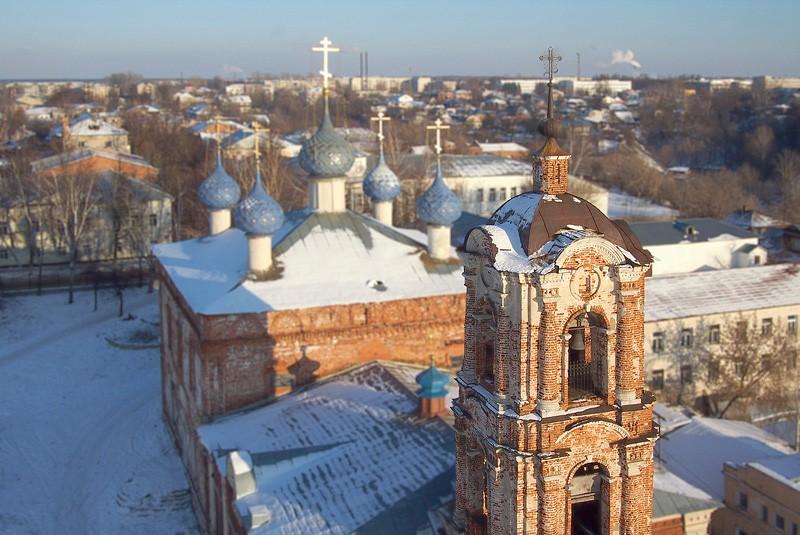 Церковь Успения Пресвятой Богородицы, город Касимов