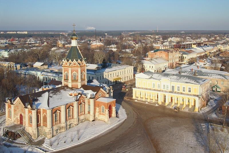 Вознесенский собор, город Касимов