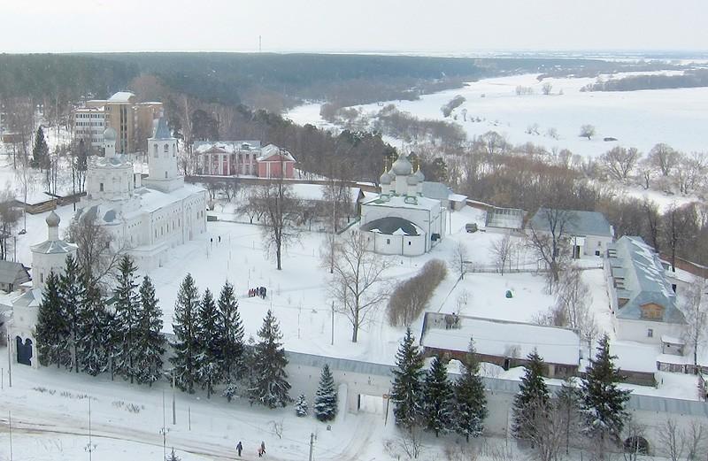 Солотчинский Рождества Богородицы монастырь