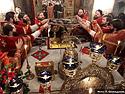 В Сретенском монастыре торжественно почтили память священномученика Илариона