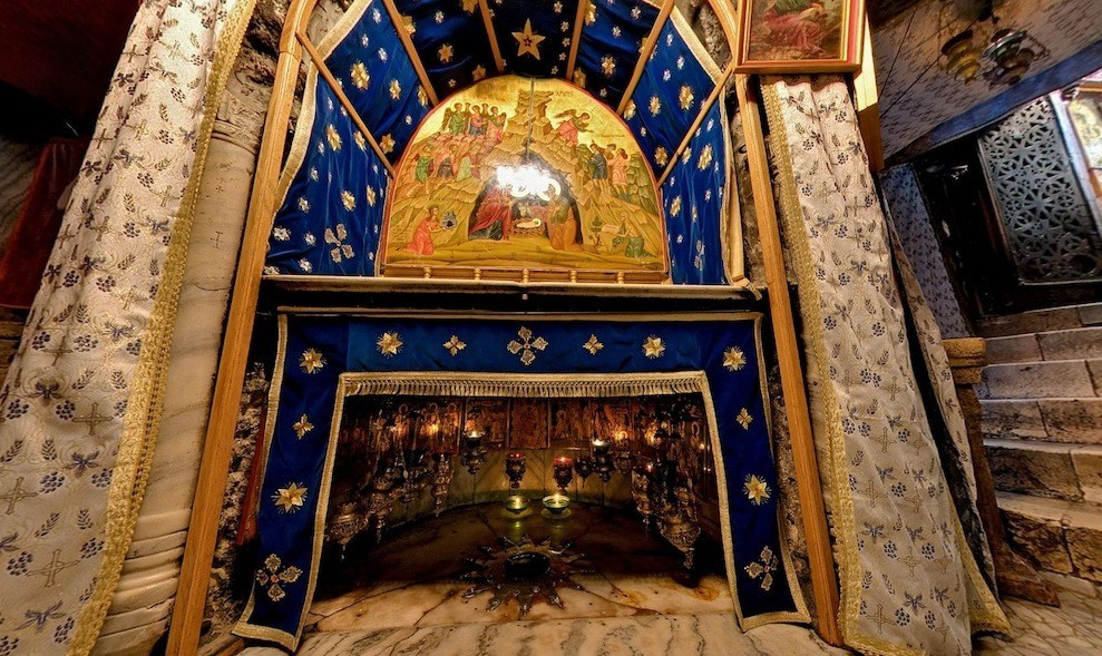 Место Рождения Господа Иисуса Христа, Вифлеем